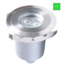 GAP GL0130-G Groundlight IP67 3W Green