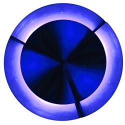 GAP GL123-B Eclipse Grnd/Lgt 3Way Blu 1W