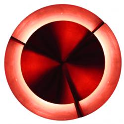 GAP GL123-R Eclipse Grnd/Lgt 3Way Red 1W