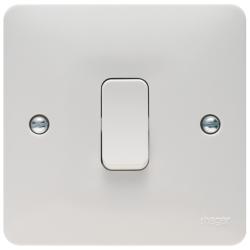 Hager WMDP84 Switch 1G DP 20A
