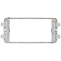 Hager WMGF34 Grid Frame 3/4 Gang