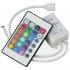 12V / 24V IR Controller and Remote - RGB