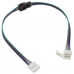 12V / 24V LED Flex Connector - RGB