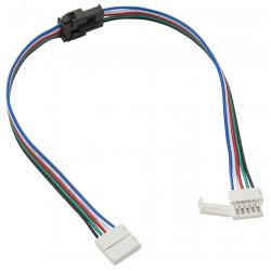 12V / 24V LED Flex Connector - RGBW