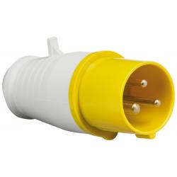 110V IP44 16A Plug 2P+E