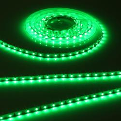 12V IP20 LED Flex Green (5 metres)